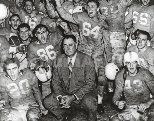 General Neyland Head Coach at