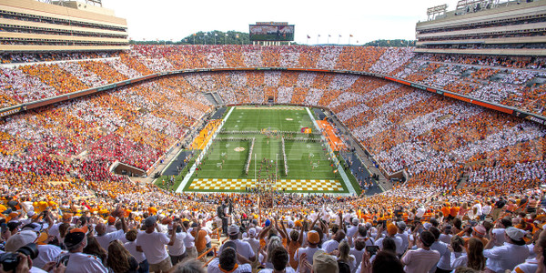 Tennessee Volunteers Neyland Stadium 13x26