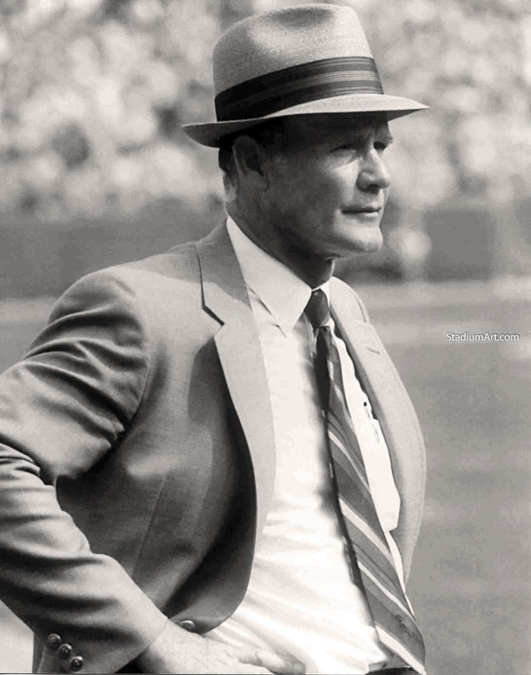 Dallas Cowboys Tom Landry 50 NFL Football 8x10-48x36 CHOICES