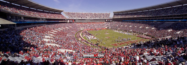 Alabama Crimson Tide Bryant Corner Bryant-Denny Stadium NCAA College Football Photo 06 8x10-48x36