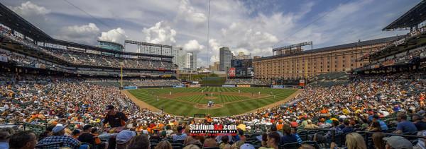 Baltimore Orioles Camden Yards MLB Baseball Photo 04  8x10-48x36