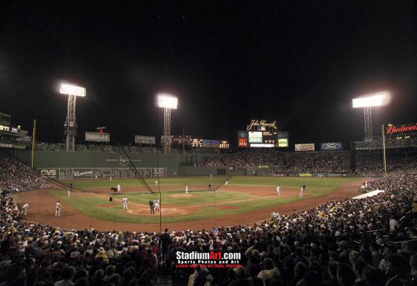 Boston Red Sox Fenway Park MLB Baseball Photo 01  8x10-48x36