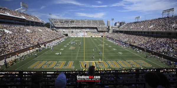 Georgia Tech Yellow Jackets Bobby Dodd Stadium Photo 8x10-48x36 Print 08