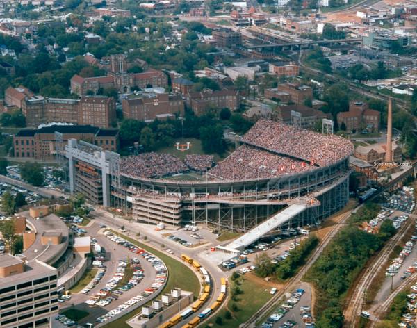 Tennessee Volunteers Neyland Stadium 104 Vols NCAA College Football CHOICES