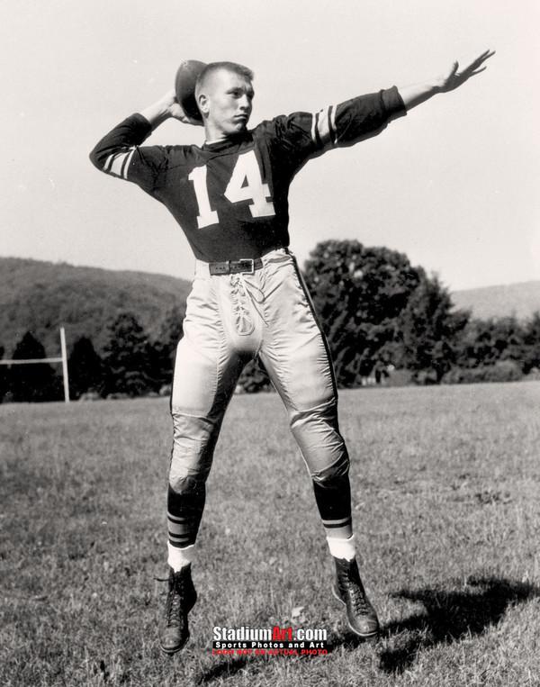 Indianapolis Colts z Baltimore Johnny Unitas Football 8x10-48x36 Photo Print 80