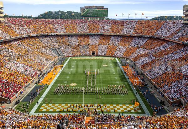 Tennessee Volunteers Neyland Stadium 04 13x19