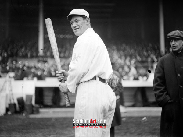 Jim Thorpe Baseball Stance 8x10 or 11x14 or 40x30 photo StadiumArt.com Sports Photos
