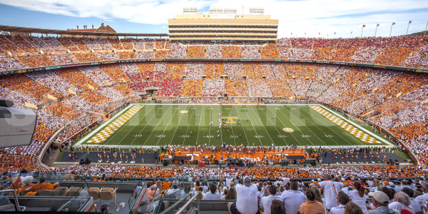 Tennessee Volunteers Neyland Stadium 02 13x26