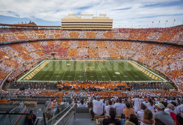 Tennessee Volunteers Neyland Stadium 02 13x19