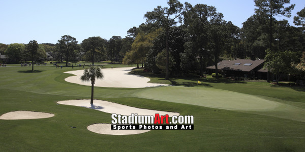 Harbour Town Golf Links at The Sea Pines Resort Golf Hole 16  8x10-48x36 Photo Print 1310