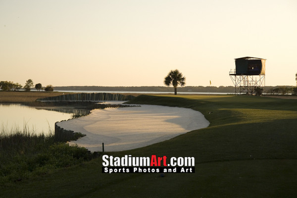 Harbour Town Golf Links at The Sea Pines Resort Golf Hole 17  8x10-48x36 Photo Print 1470