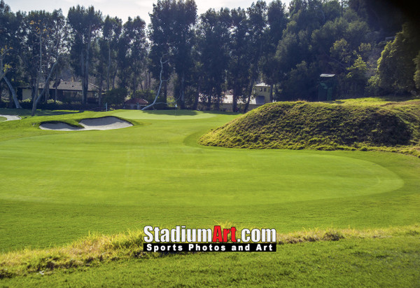 Riviera Country Club Golf Hole 5 8x10-48x36 Photo Print 1275
