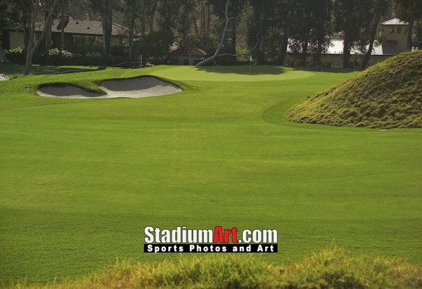 Riviera Country Club Golf Hole 5 8x10-48x36 Photo Print 1280