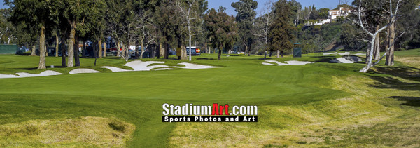Riviera Country Club Golf Hole 7 8x10-48x36 Photo Print 1395
