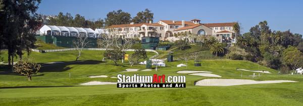 Riviera Country Club Golf Hole 9 8x10-48x36 Photo Print 1415