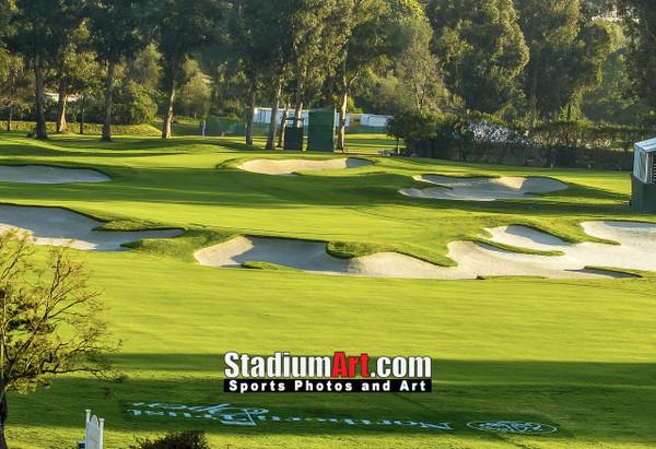 Riviera Country Club Golf Hole 10 8x10-48x36 Photo Print 1222
