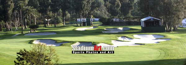 Riviera Country Club Golf Hole 10 8x10-48x36 Photo Print 1225
