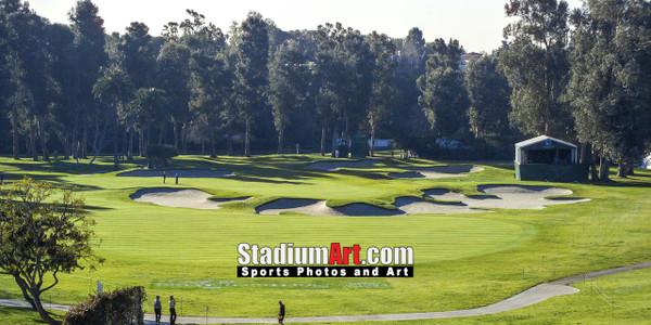 Riviera Country Club Golf Hole 10 8x10-48x36 Photo Print 1230