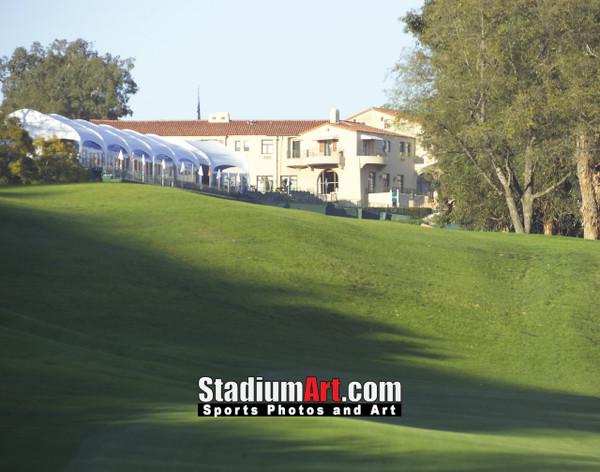 Riviera Country Club Golf Hole 18 8x10-48x36 Photo Print 1260