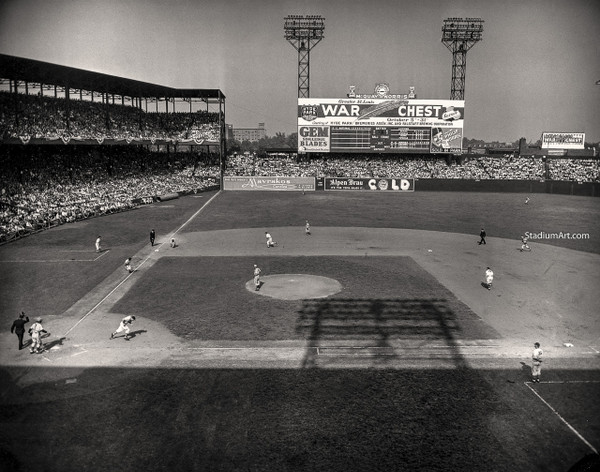 St. Louis Cardinals Sportsman Park Baseball Stadium 51 MLB 8x10-48x36 CHOICES