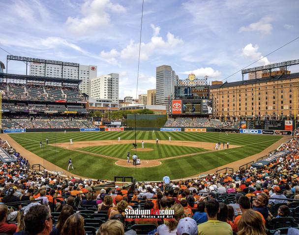 Baltimore Orioles Camden Yards MLB Baseball Photo 02  8x10-48x36