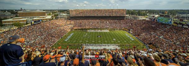 Auburn Tigers Jordan Hare Football Stadium Photo 8x10-48x36 Print 09