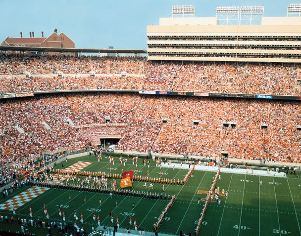 Tennessee Volunteers Neyland Stadium 105 Vols NCAA College Football CHOICES
