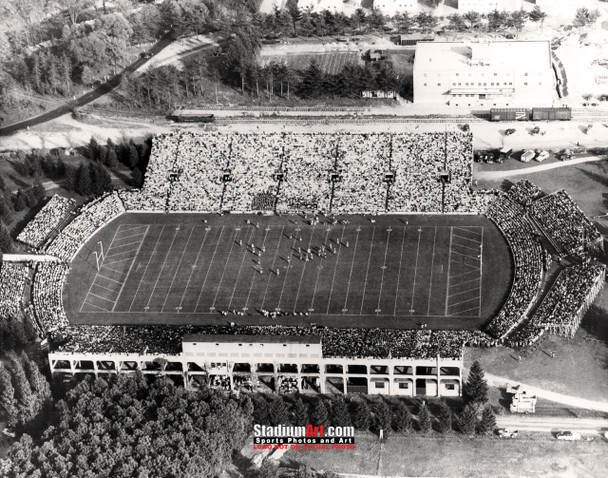 Michigan State Spartans Football Spartan Stadium Photo Art Print 8x10 or 11x14 or 40x30 StadiumArt.com Sports Photos
