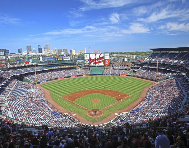Atlanta Braves Turner Field Baseball Stadium 11 MLB 8x10-48x36 CHOICES