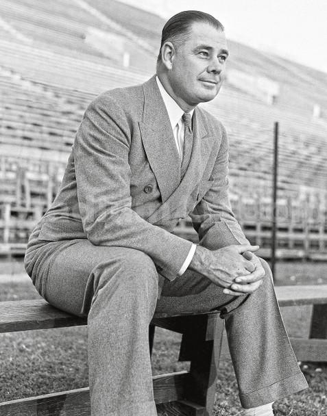 General Neyland Head Coach at Tennessee Volunteers