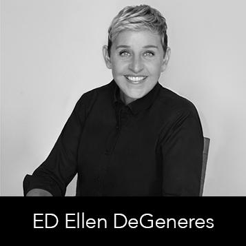 Ellen DeGeneres Lighting