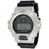G-Shock Real White Diamond Watch Casio Custom Casing DW6900-1V Model 2.50 CT.