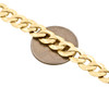 """Mens Real 10K Yellow Gold Diamond Cut Fancy Miami Cuban Chain 8.5mm Necklace 28"""""""