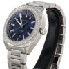 Mens New Gucci GC2570 Genuine Diamond Watch YA142303 Blue Dial  41mm | 1.82 CT.