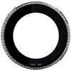 Men's Digital Gucci Diamond Watch Half Case Black PVD Steel Ya114207 1.50 CT.