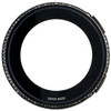 Custom Steel Black PVD 2 ct. Genuine Diamond Bezel Case I Gucci Digital Watch