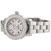 Ladies Breitling Colt 33mm Custom Diamond Watch Ref. # A77387 White Dial 1.76 CT