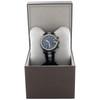 Diamond Gucci Watch Mens 101G Ya101331 Black PVD Chronograph Iced Band 4 CT.
