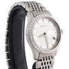 Gucci Ya126501 Diamond Watch G-Timeless Ladies 27mm S. Steel Silver Dial 0.60 CT
