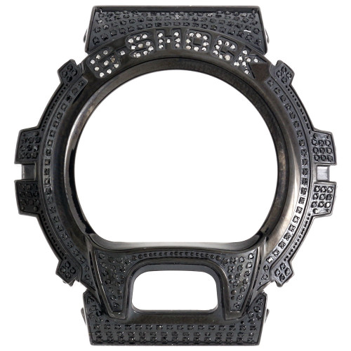 Genuine Black Diamond Watch Case For Casio G Shock Custom Casing 6900 Model 3 Ct