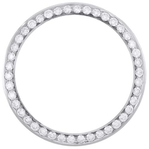 Rolex DateJust 36 Ref. # 116200 Custom Diamond Bezel Fits 36mm Watch 2.20 CT.