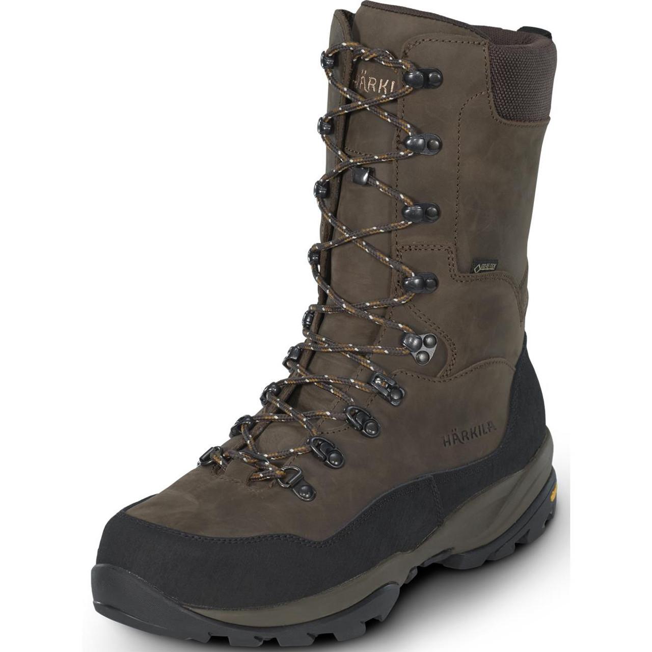 Dark Brown Harkila Mens Pro Hunter Ridge GTX Boots
