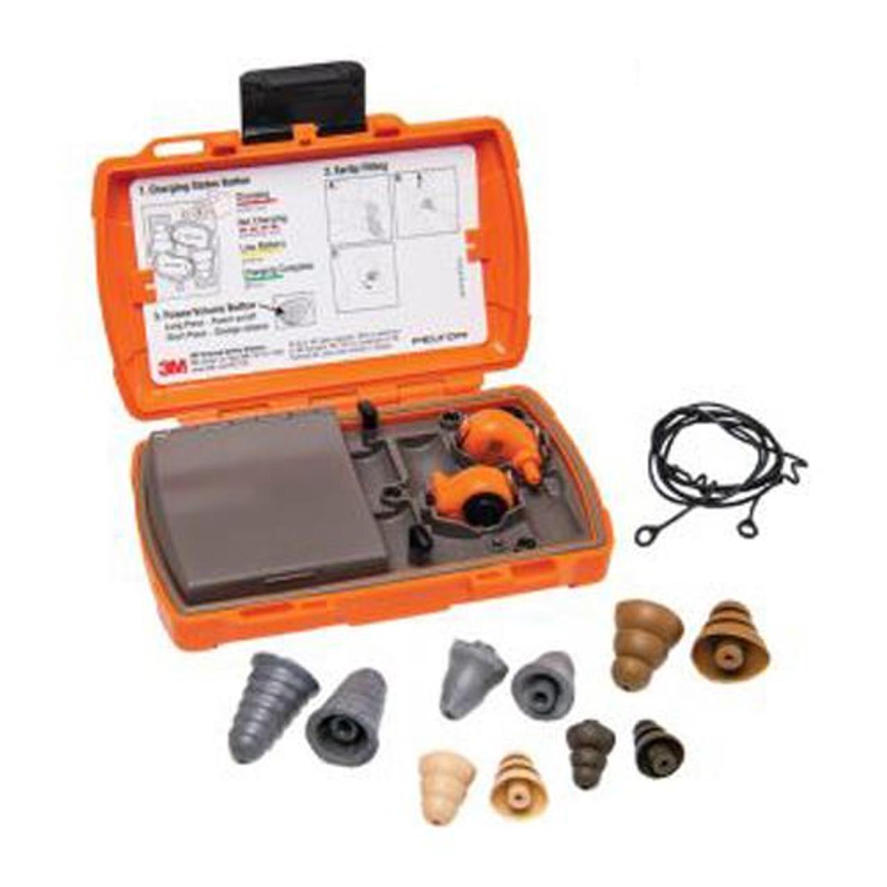 Orange LEP-200 Electronic Ear Plug Kit