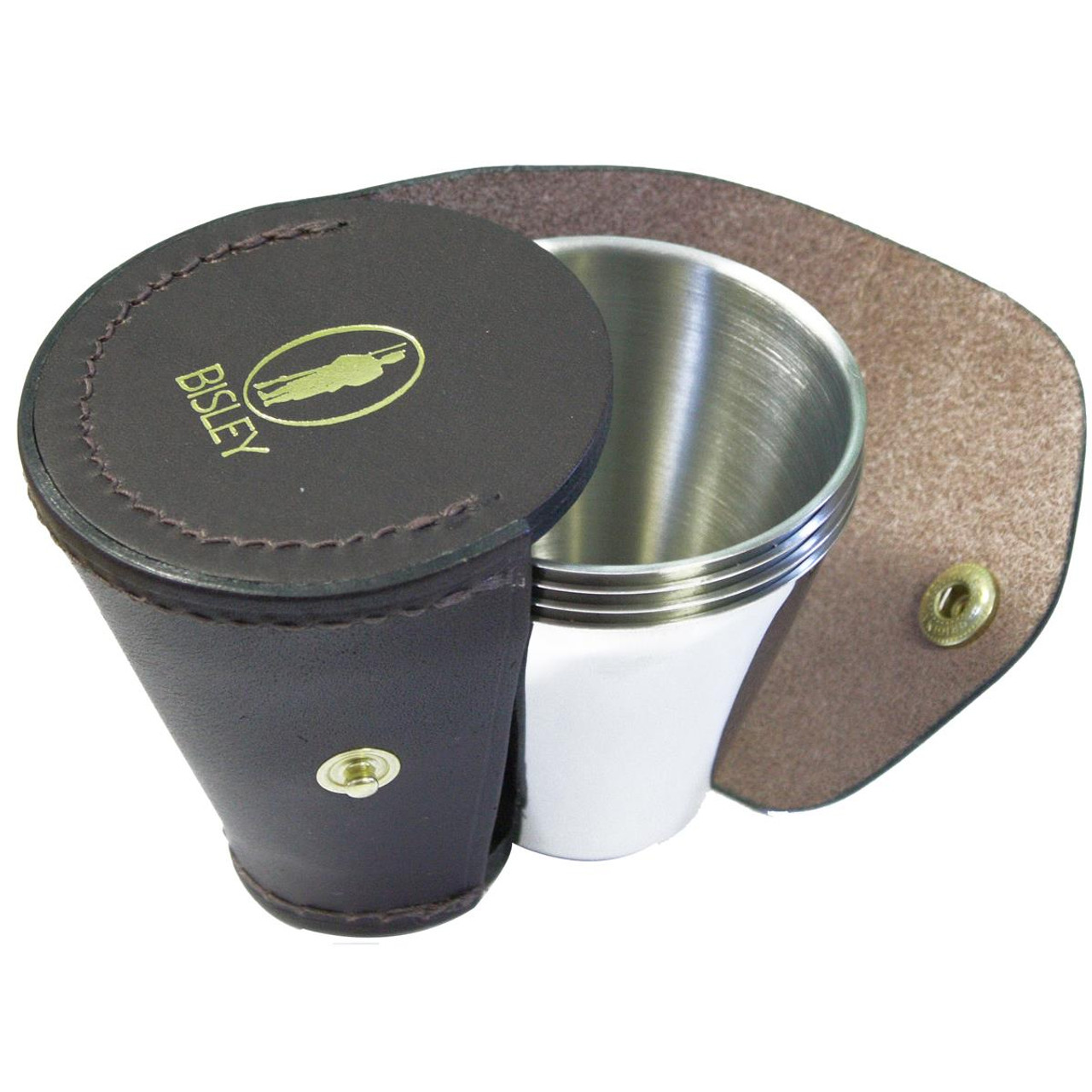 Black Bisley 3.5oz Cup Set Of 4