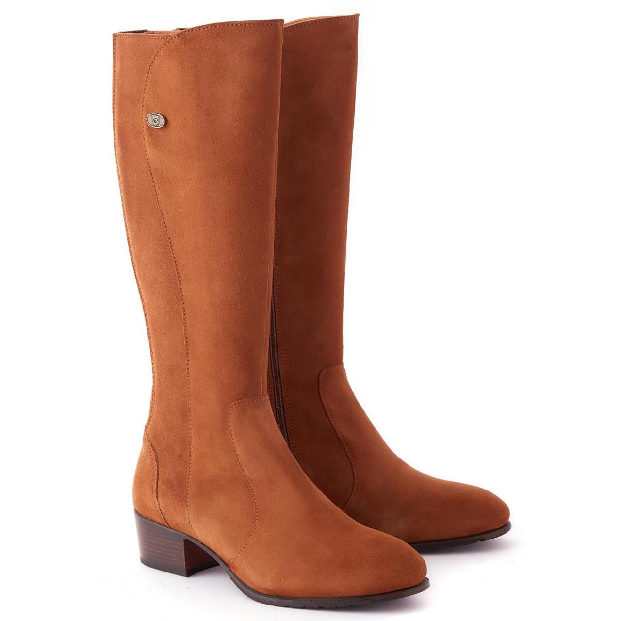 Camel Dubarry Womens Downpatrick Boots