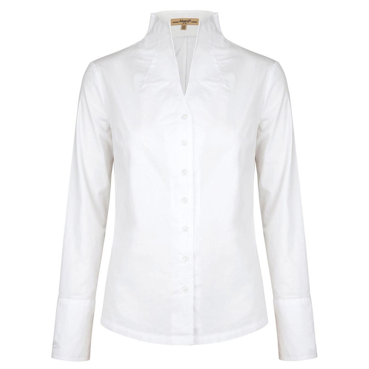Optic White Dubarry Womens Snowdrop Shirt
