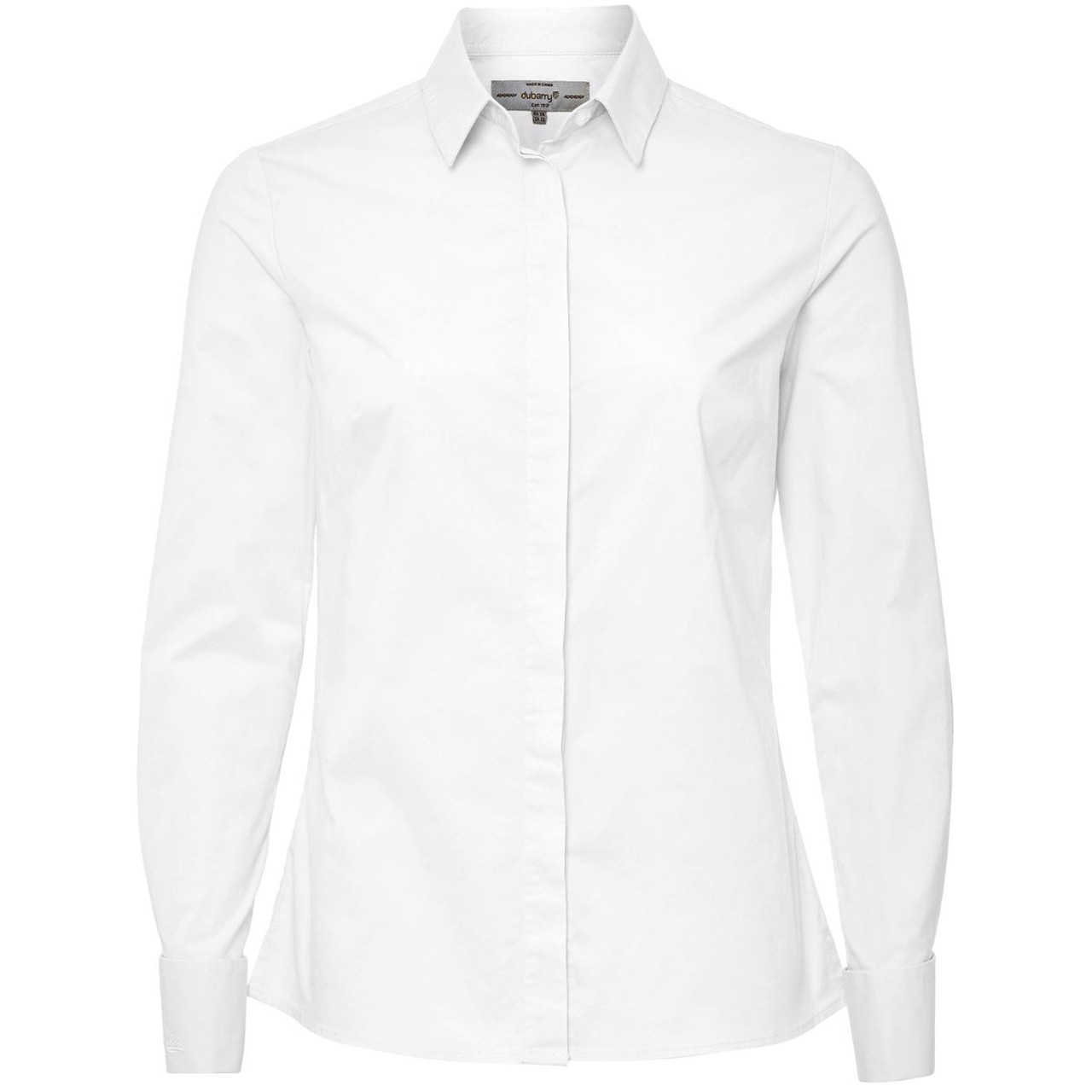 White Dubarry Womens Daffodil Shirt
