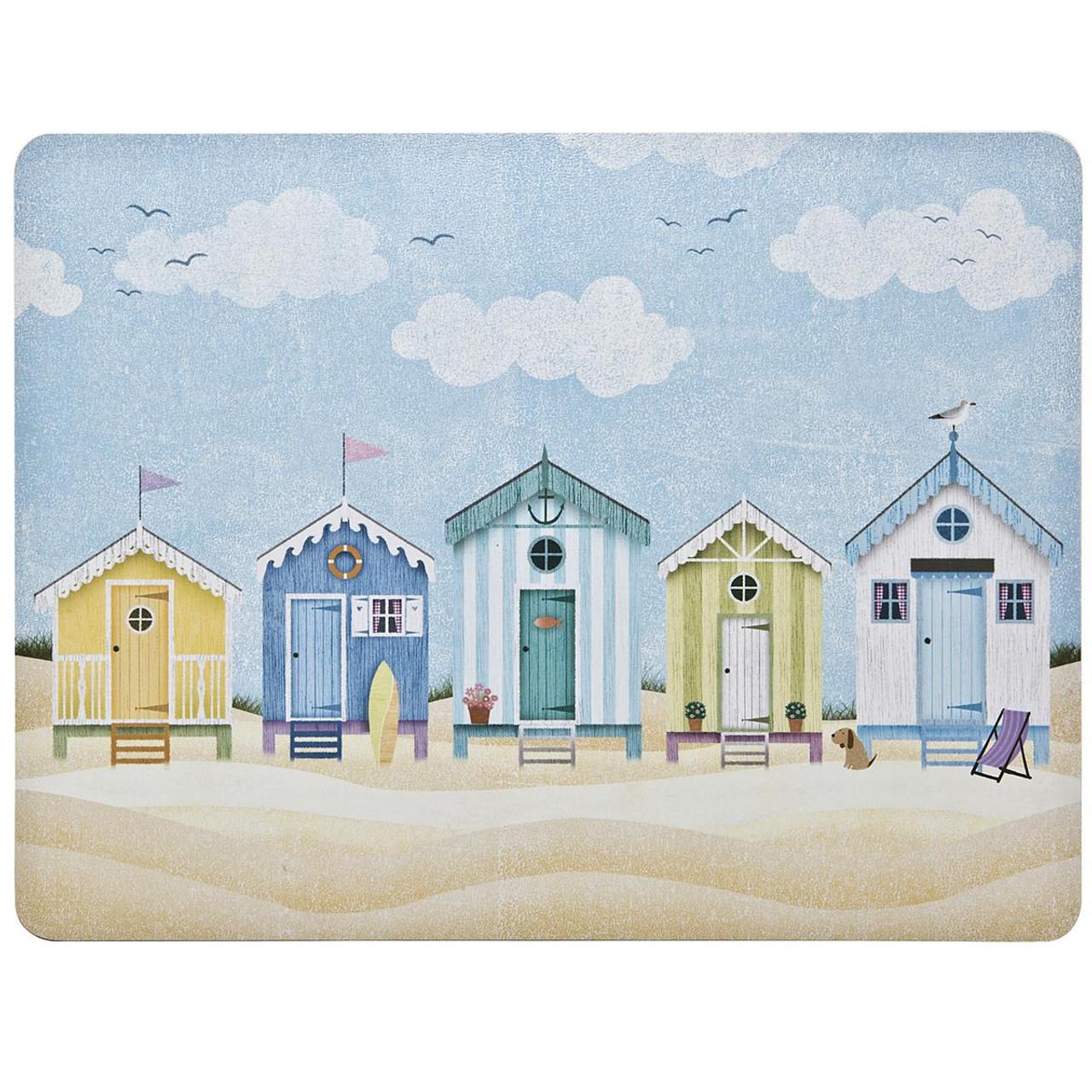 Denby Seaside Set Of 6 Placemats