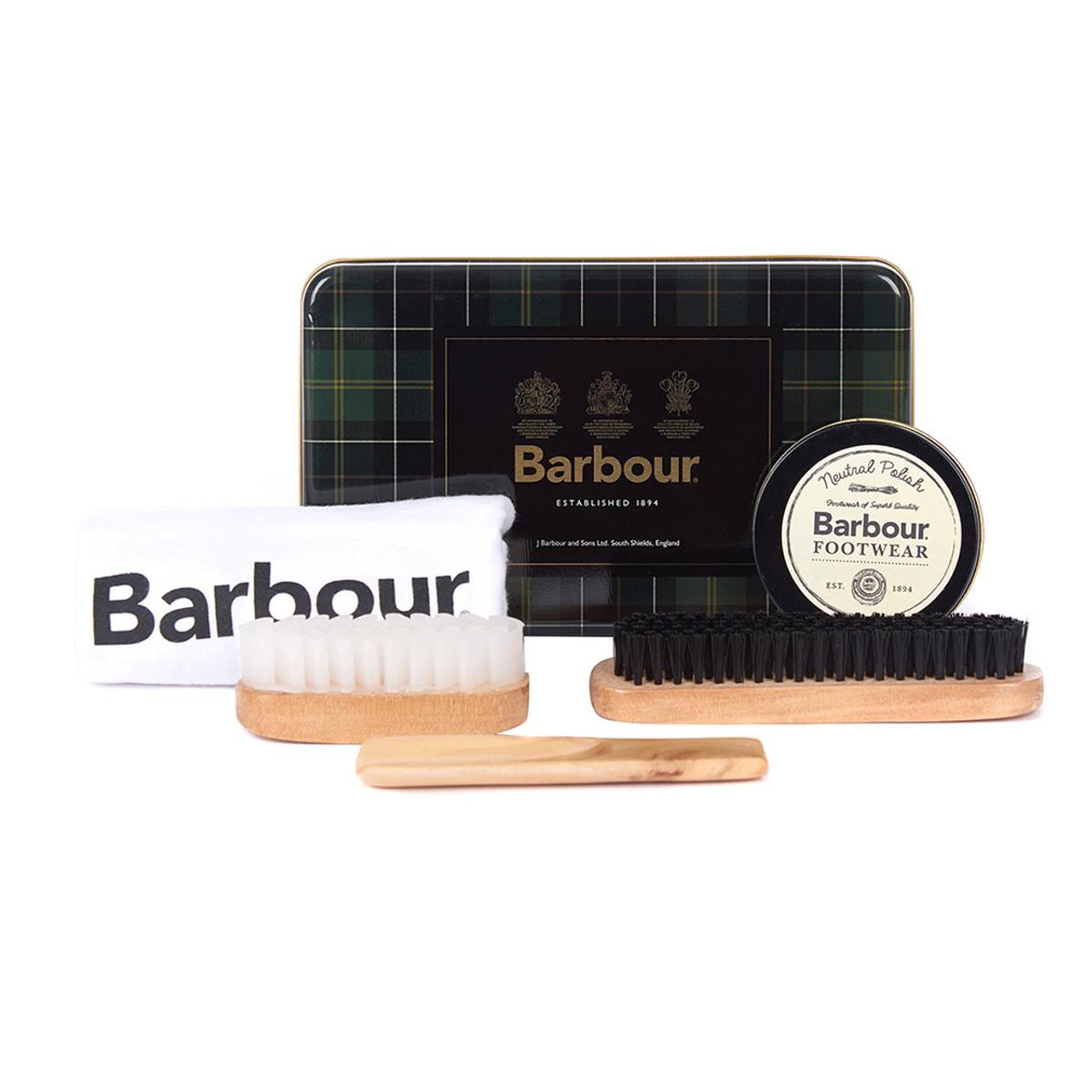 Multi Barbour Boot Care Kit