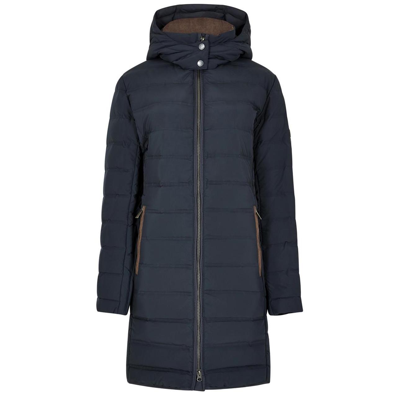 Navy Dubarry Womens Ballybrophy Jacket